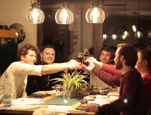 Ein Rückblick auf unseren 1. Wine Tasting Event in der Betterau!
